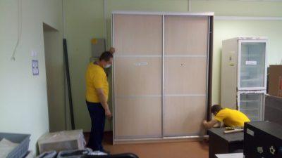 Безопасный офисный переезд
